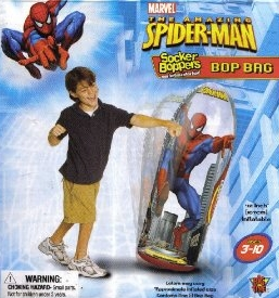 Amazing Spider Man Bop Bag by Marvel