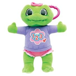Learn Along Lilly Plush Sings Counting Song Leap Frog
