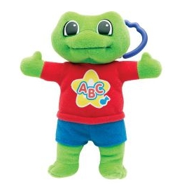 Learn Along Leap (sassy)  Plush Sings Alphabet Song by Leap Frog