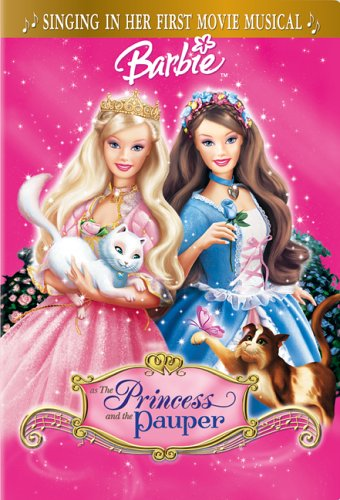 Barbie As The Princess And The Pauper Barbie