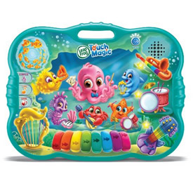 Leapfrog Touch Magic Ocean Music School by Leap Frog