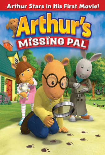 Arthur's Missing Pal by Arthur And Friends