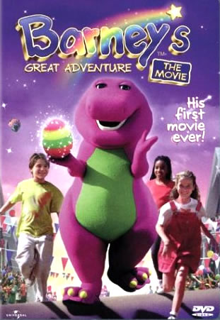 Barney's Great Adventure - The Movie by Barney