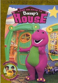 Come On Over To Barney's House - Classic Collection Barney