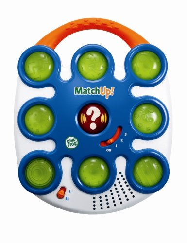Leapfrog Match Up Concentration Game by Leap Frog