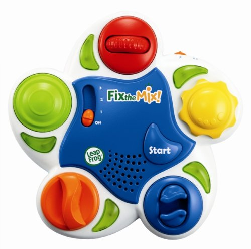 Leapfrog Fix The Mix Sequencing Game by Leap Frog
