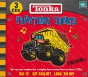40 Tonka Playtime Tunes - Fun Adventure Songs 3 Cd Set by Hasbro Entertainment