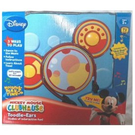 Disney - 3 Way To Play Toodle-ears�mickey Mouse Clubhouse by Disney