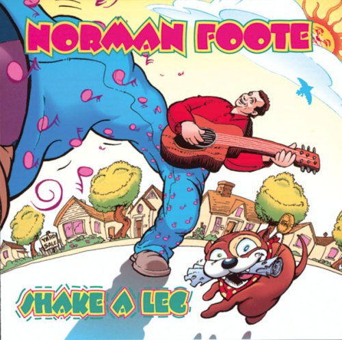 Shake A Leg by Norman Foote