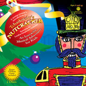 Tchaikovsky's Nutcracker -  Cd & Interactive Music Game Set by Tchaikovsky
