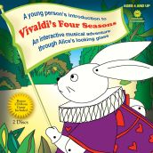 Vivaldi's Four Seasons - Interactive Music Game & Cd Set by Vivaldi