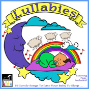 15 Lullabies - Gentle Songs To Ease Your Baby To Sleep by Various Artists