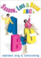 Abc's - Alphabet Sing And Dance Along by Sharon, Lois & Bram
