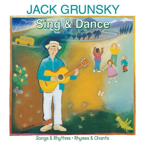 Jack Grunsky Sing And Dance