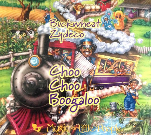 Choo Choo Boogaloo by Buckwheat Zydeco