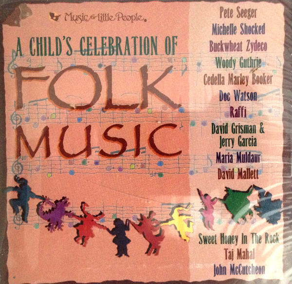A Child's Celebration Of Folk Music by Various Artists