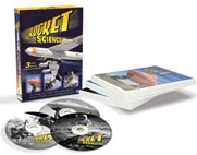 Rocket Science & Space Discovery - Special Collector's Edition 3 Dvd Box Set Rocket Science