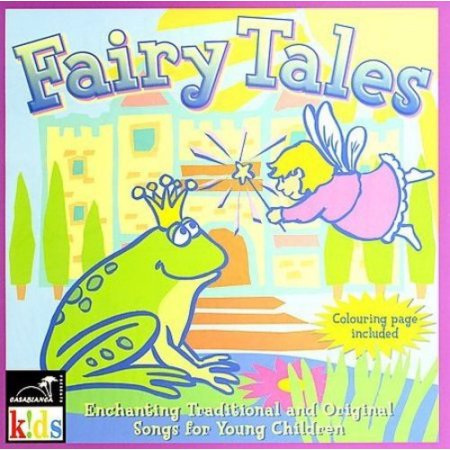 Various Artists Fairy Tales - Enchanting Traditional And Original Songs For Young Children