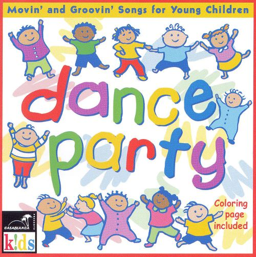 Dance Party - Movin' And Groovin by Various Artists