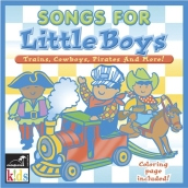 Songs For Little Boys by Various Artists