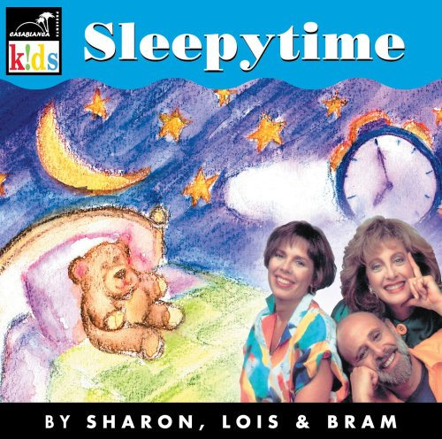 Sleepytime by Sharon, Lois & Bram
