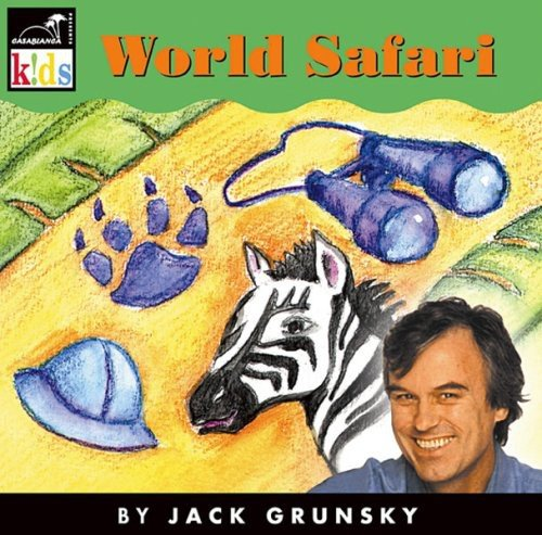 World Safari by Jack Grunsky