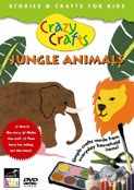 Jungle Animals by Crazy Crafts