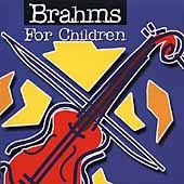 Brahms For Children by Johannes Brahms