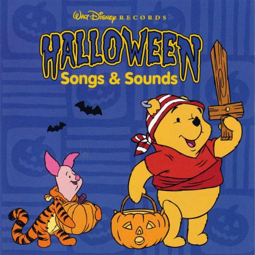 Walt Disney Pooh Halloween Goofy And Spooky Songs & Sounds
