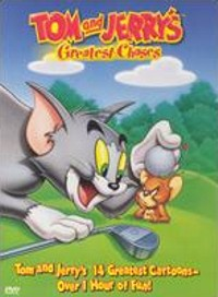 Tom And Jerry's Greatest Chases - 14 Greatest Cartoons by Tom And Jerry
