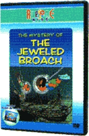 The Mystery Of The Jeweled Broach Awesome Kids
