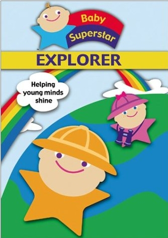 Baby Superstar: Explorer (with Audio Cd) Baby Superstar
