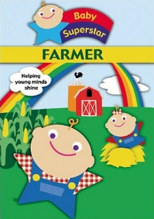 Baby Superstar: Farmer (with Audio Cd) by Baby Superstar