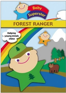 Baby Superstar: Forest Ranger (with Audio Cd) by Baby Superstar