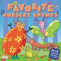 33 Favorite Nursery Rhymes - Best Loved Songs For Children Various Artists