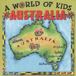 A World Of Kids Australia - 20  Australian Folk Songs by Various Artists