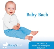 Baby Bach - Best And Brightest Baby Beats by Baby's First