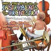 Introduction To Instruments Of The Orchestra by Baby's First