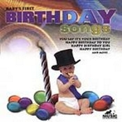 Birthday Songs Baby's First
