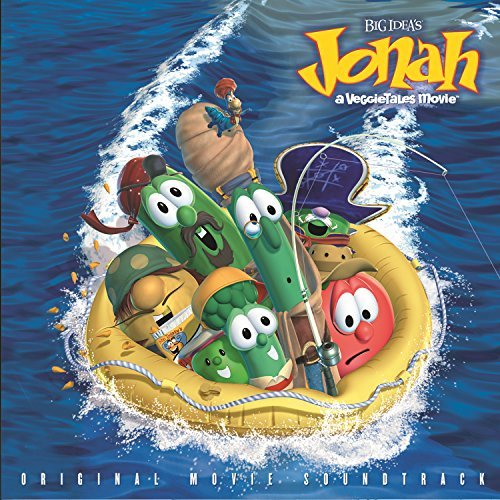 Jonah A Veggietales Movie - 19 Song Original Soundtrack by Veggie Tales