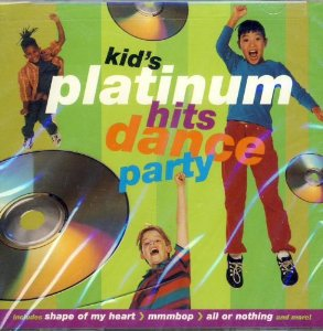 Kid's Platinum Hits Dance Party By Kid's Dance Express