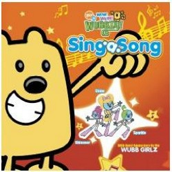 Nick Jr. Wow Wow Wubbzy Sing Along Songs