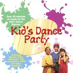Kids Dance Party Volume 1 - Non-stop Extended Dance Versions For Kids Kids Dance Express