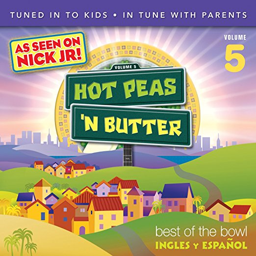 Best Of The Bowl: Ingles Y Espanol by Hot Peas 'n Butter