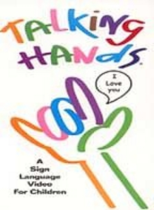 Talking Hands - A Sign Language Dvd For Children by Brainy Baby