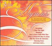 36 Hymns & Songs Of Inspiration - 3 Cd Box Set by Various Artists