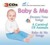 Baby And Me - 3 Cd Set by Baby's First