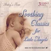 Soothing Classics For Little Angels - 3 Cd Set by Baby's First