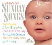 Sunday Songs - 3 Cd Set by Baby's First