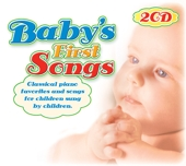 Baby's First Songs - Piano Favorites And Children's Songs 2 Cd Set by Baby's First